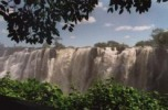 Victoria Falls on the Zambian side