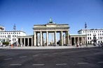 The Brandenburg Gate from the West 2005